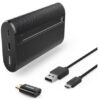 HAMA X7 Power Pack 7800 mAh black