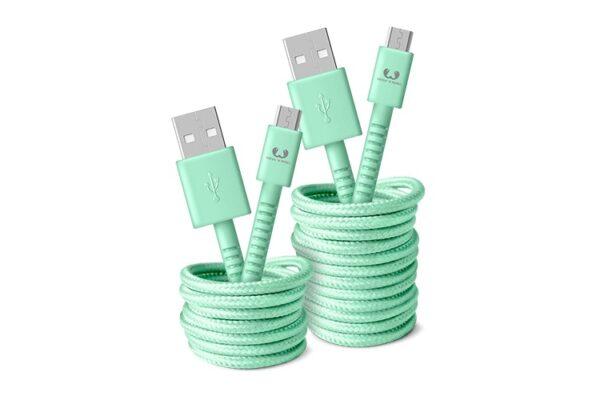 FRESHN REBEL Fabriq Micro USB Cable