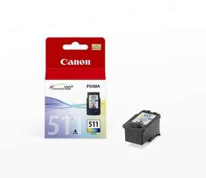 CANON CL-511cl ink color