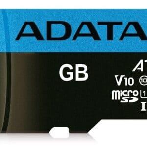 ADATA 64GB Micro SDXC V10 85MB/s + ad.